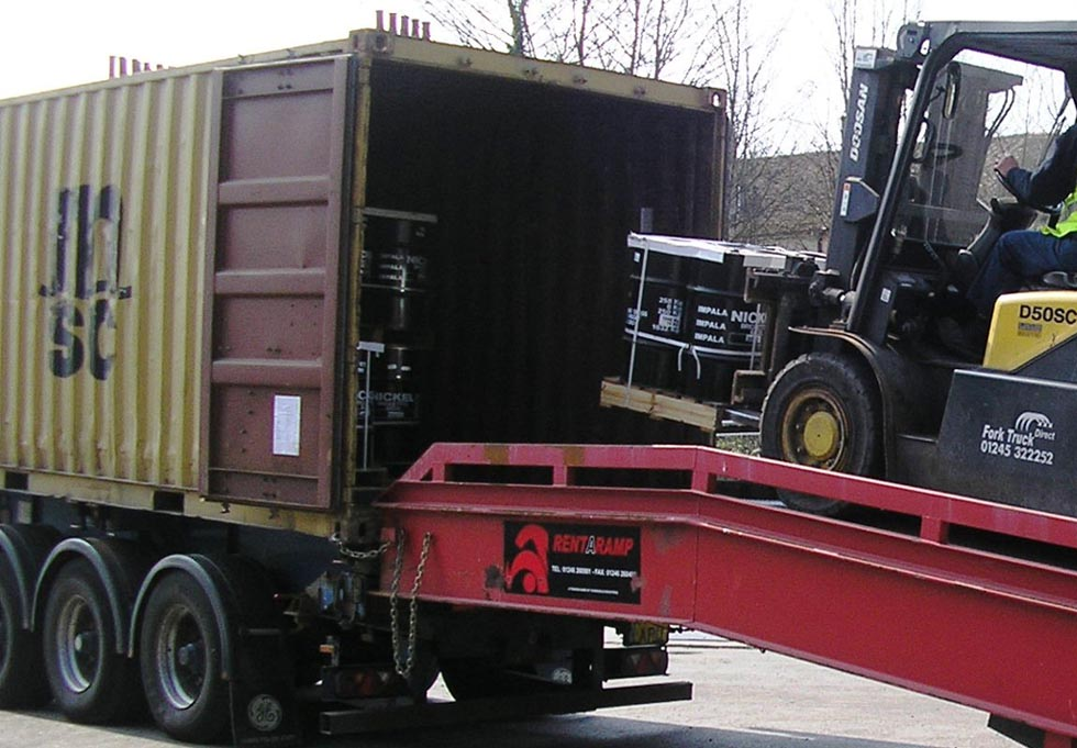 Container Devanning Container Stuffing