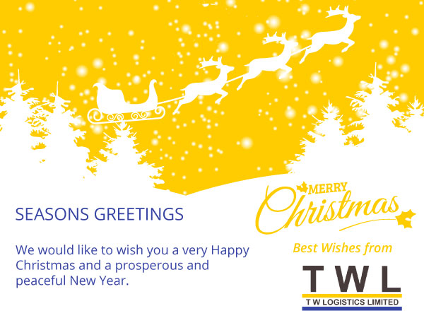December 2015 - Season's Greetings From TWL