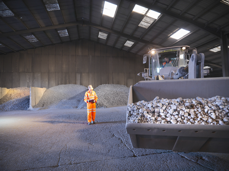 Ferro Alloy Bulk Handling In The Spotlight