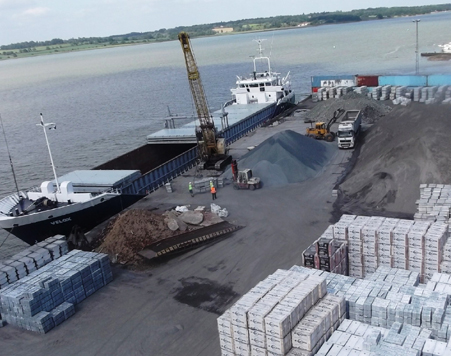 Port of Mistley continues to demonstrate strong growth